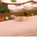 Yahoo! Yahoo!ショッピング(ヤフー ショッピング)指輪レディース きらきらビジュークリアカラーリング指輪