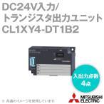 取寄 三菱電機 CL1XY4-DT1B2 端子台タイプDC24V入力/トランジスタ出力ユニット (DC入力/トランジスタ シンク出力) (入出力点数: 4点) (端子台接続) NN