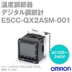 オムロン(OMRON) E5CC-QX2ASM-001 温度調節器 (デジタル調節計) (電圧出力(SSR駆動用)) (電源電圧 AC100〜240V) (消費電力 6.5VA) NN