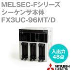 三菱電機 FX3UC-96MT/D MELSEC-Fシリーズ シーケンサ本体 (DC電源・DC入力) NN