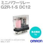 オムロン(OMRON) G2R-1-S DC12 (ミニパワーリレー) NN