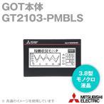 三菱電機 GT2103-PMBLS GOT本体 (3.8型) (解像度: 320×128) (モノクロ(白/黒)液晶) (メモリ3MB) (シリアルI/F RS-422) NN