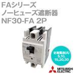 三菱電機 NF30-FA 2P (制御盤用ノーヒューズ遮断器) (2極) (AC/DC) NN