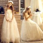 ヤフー最安値に挑戦 編み上げタイプ ウェディングドレス ウエディングドレス 刺繍 格安 妊婦さんもOK 花嫁 ホワイト&シャンパン色(a03)