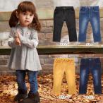 ベビー ampersand デニムニットレギンス ベビー 赤ちゃん ベビー服 ベビーウェア 男の子 女の子  ズボン ずぼん ボトム ズボン