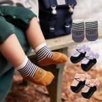 ベビー Ampersand シューズ風ソックス 赤ちゃん 男の子 女の子 ウェア ウエア 靴下 くつした くつ下 あったか 冷え防止 冷え対策