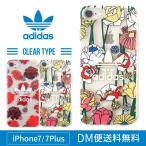 adidas アディダス iPhone7 ケース ブランド ハード iPhone7 Plus スマホケース ボタニカル柄 アイホン7 ケース 花柄 bohemian ボヘミアン
