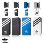 アディダス iPhoneケース iPhone6s 手帳型ケース おしゃれ ブランド アイフォン6ケース メンズ adidas 3ストライプ