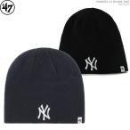 47 Brand ビーニー YANKEES '47 BEANIE KNIT/47ブランド ニットキャップ/ニット帽/NY/ヤンキース/