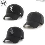 47 Brand キャップ WHITE SOX HOME '47 MVP/47ブランド バックベルト/MLB キャップ/WHITE SOX/シカゴ/ホワイトソックス/
