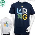LRG Tシャツ 半額セール エルアールジー 半袖Tシャツ THE TREE STACK TEE