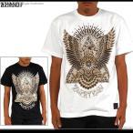 ZEPHYREN(ゼファレン) Tシャツ Eagle Symbolism zephyren tシャツ メンズ