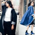 人気新品 デニムジャケット デニム ジャケット アウター レディース ロングジャケット フード付き 長袖 ゆるシルエット  セール