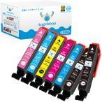エプソン IC6CL80L (BK×2/C/M/Y/LC/LM) 増量版 7本セット とうもろこし EPSON 互換インクカートリッジ 残量表示 ICチップ付 IC80