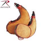 Rothco ワインボタ ワイン用皮袋水筒 1リットル