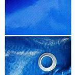 JIANFEI オーニング 防水 耐寒性日焼け止め耐磨耗性PVC、厚さ0.35mmカスタマイズ可能 (色 : 青, サイズ さいず :