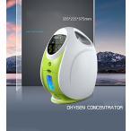 Mei Xu 酸素濃縮器 - ポータブル酸素濃縮器ホーム酸素発生器出力1-5L /分家庭用空気清浄機リアルタイム監視/スマートS**OS 酸素バー