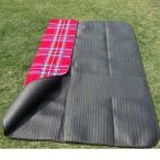 レジャーシート ピクニックマット 軽量 折りたたみ 6人〜8人用 防水 洗える テントシート ハンドキャリー(150*200CM)