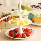 食器/パーティー/ディッシュ/お皿/果物入れ/収納