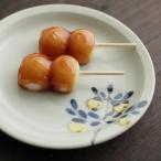 九谷青窯 米満麻子 色絵レモンの木 5寸皿/くたにせいよう よねみつ あさこ