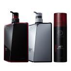 ショッピングスカルプd スカルプD オイリー発毛促進3点セット(薬用スカルプシャンプー&パック&育毛トニック) 男性用 メンズシャンプー