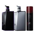 ショッピングスカルプd スカルプD ストロングオイリー発毛促進3点セット (薬用スカルプシャンプー&パック&育毛トニック )  育毛剤 メンズ