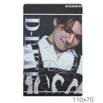 テソン DAESUNG BIGBANG ビックバン 大判 インテリアタオル 110×70 韓流 グッズ(be031-4)