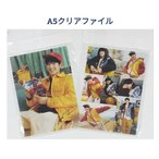 チョンヘイン A5 クリアファイル 韓流 アイドル グッズ 韓国 雑貨 fb027-2