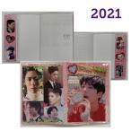 パクボゴム ダイアリー 手帳 2021 カレンダー 韓流 グッズ fx001-32