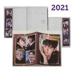 イジュンギ ダイアリー 手帳 2021 カレンダー 韓流 グッズ fx011-31
