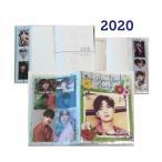 キムヒョンジュン ダイアリー 手帳 2020 カレンダー 韓流 グッズ fx015-3画像