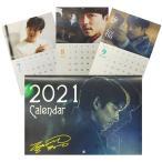 コンユ 2021 壁掛け カレンダー 韓流 グッズ fx022-22
