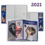 V ブイ BTS 防弾少年団 ダイアリー 手帳 2021 カレンダー 韓流 グッズ fx039-31