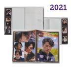 チャンヒョク ダイアリー 手帳 2021 カレンダー 韓流 グッズ fx055-31