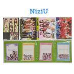 NiziU ニジュー 4連 メモ帳 韓流 グッズ sd076-0