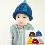 子供ニット帽子 キッズ帽子 子供 ベビー帽子 女の子 男の子  赤ちゃん 帽子 ベビー 帽子 秋冬 ニット帽子  クリスマス  帽子 0-3歳
