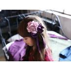 女の子ベビーフラワー髪飾り 花ヘアアクセサリー  キッズカチューシャ  かんざし 子供ドレス 結婚式 ピアノ発表会 二次会 パーディー 和服七五三