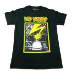 BAD BRAINS バッドブレインズ CAPITOL BLACK オフィシャル バンドTシャツ  / 2枚までメール便対応可