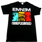 EMINEM エミネム<br>BERZERK オフィシャル アーティストTシャツ / 2枚までメール便対応可