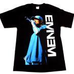 EMINEM エミネム ON THE MIC オフィシャル アーティストTシャツ  / 2枚までメール便対応可