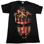 【メール便対応可】MARILYN MANSON マリリンマンソン CROWN オフィシャル バンドTシャツ