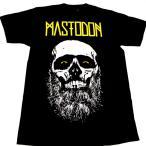 【メール便対応可】MASTODON マストドン ADMAT TEE オフィシャル バンドTシャツ