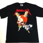 METALLICA  メタリカ  DAMAGE INC   オフィシャル バンドTシャツ