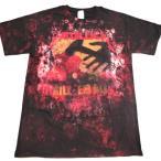 METALLICA  メタリカ  KILL EM ALLOVER PRINT    オフィシャル バンドTシャツ