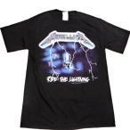 METALLICA  メタリカ    RIDE THE LIGHTNING    オフィシャル バンドTシャツ