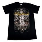 NIGHTWISH ナイトウィッシュ ENDLESS FORMS MOST BEAUTIFUL TOUR HAMMERSTEIN オフィシャルバンドTシャツ【正規ライセンス品】