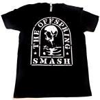 【メール便対応可】OFFSPRING オフスプリング Stencil Smash オフィシャルバンドTシャツ【正規ライセンス品】