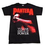 PANTERA  パンテラ  RED VULGAR  オフィシャルバンドTシャツ
