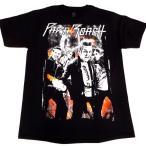 PAPA ROACH パパローチ FLAMED BOTTLE オフィシャルバンドTシャツ