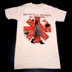 【メール便対応可】RED HOT CHILI PEPPERS レッドホットチリペッパーズ LOOKING AROUND オフィシャル バンドTシャツ【正規ライセンス品】
